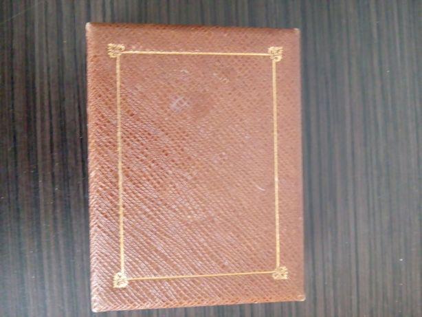 kolekcja kart amerykańskich w etui
