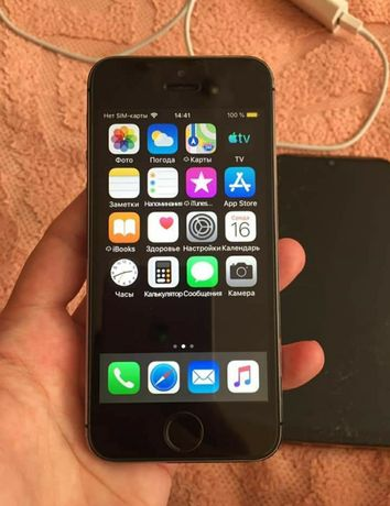 Продам айфон 5s в отличном состоянии