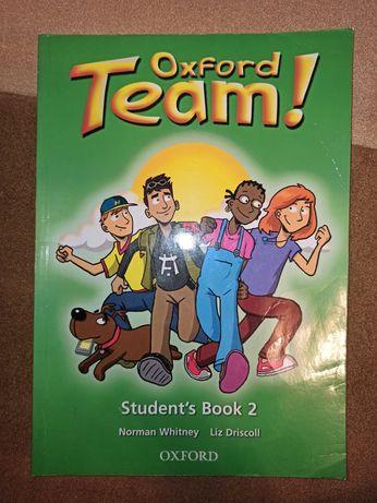 Английский Oxford team! Student's book 2