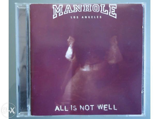 MANHOLE - All Is Not Well