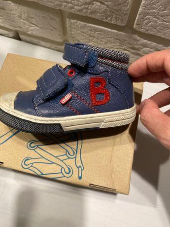 Skórzane buty Befado r.21 jesień/zima