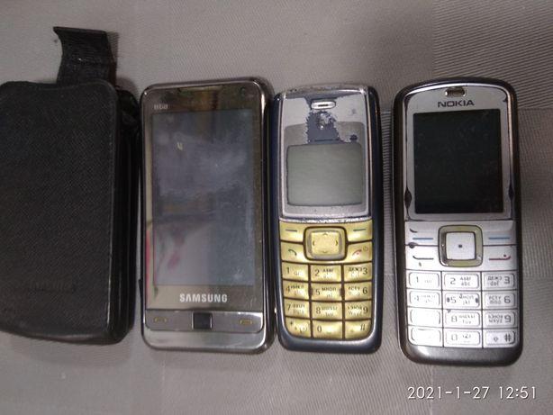 Нокія.Мобільні телефони на запчасті.