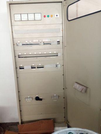 Quadro eletrico industrial
