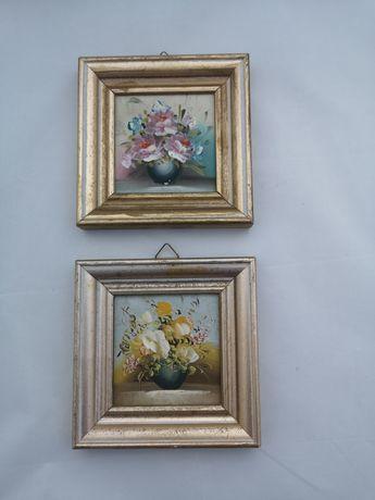 Piękne obrazki - ręcznie malowane