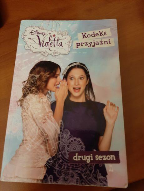 Violetta Kodeks przyjaźni