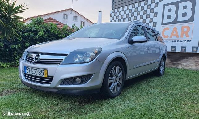 Opel Astra Caravan ECOFLEX