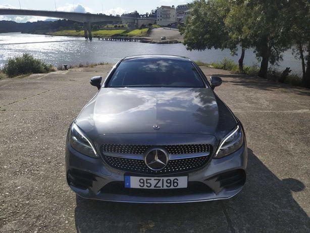 Mercedes C220 Coupé AMG line
