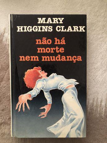 Livro Não ha morte nem mudança em segunda mão