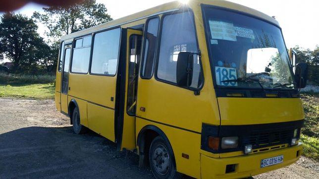 Автобус Баз А079