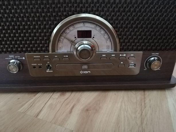 Klasyczny Gramofon 7 w 1