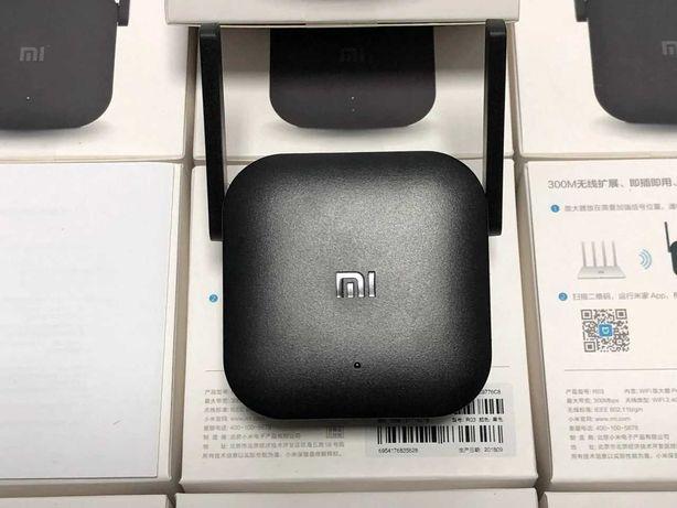WiFi Репитер XIAOMI MI Pro repeater (DVB4235GL) BLACK
