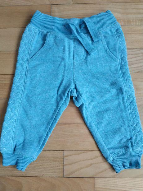 Spodnie chłopięce r.74/80, 3 pary za 12 zł