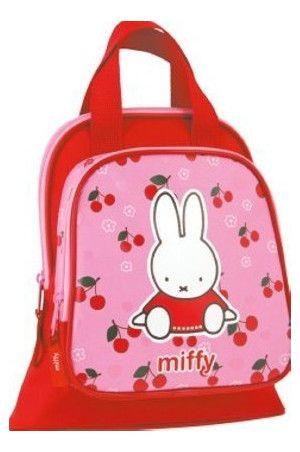TOREBKA Plecak dziecięcy MIFFY przedszkolny wycieczkowy KRÓLIK