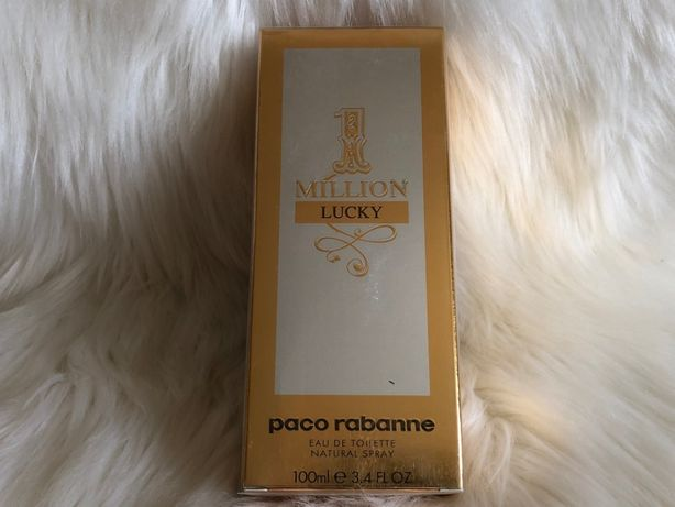 Paco Rabanne 1 Million Lucky 100ml. Okazja