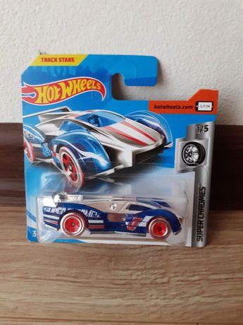 hot wheels electrack - IL91M - super chromes - auto autko samochód