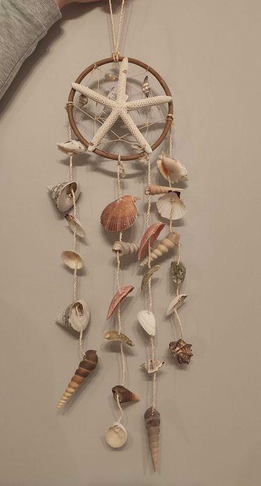 Dzwonki wietrzne, ozdoba z muszli Bielsko-Biała - image 1