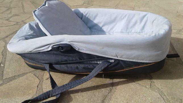 Espreguiçadeira para bebé dormir ou relaxar