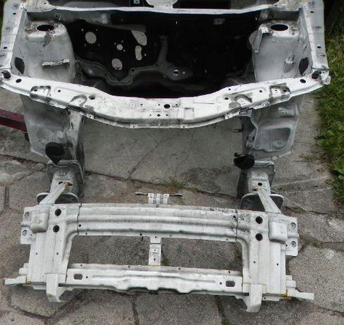 Opel Antara 10-16 lift wzmocnienie pas przód ćwiartka