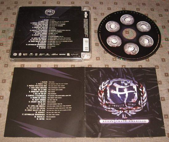 HIPOTONIA Honor Twoją Amunicją '2013 CD 1 WYDANIE Bonus RPK ZDR Szajka