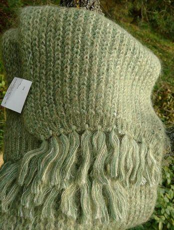 шарф зимовий шерсть Індія