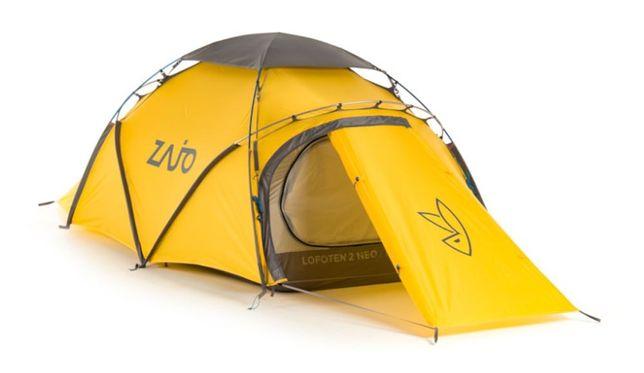 Туристическая палатка Zajo Lofoten 2 экстрим, 4 сезона, 2 места
