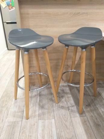 Dwa hokery/ stołki barowe