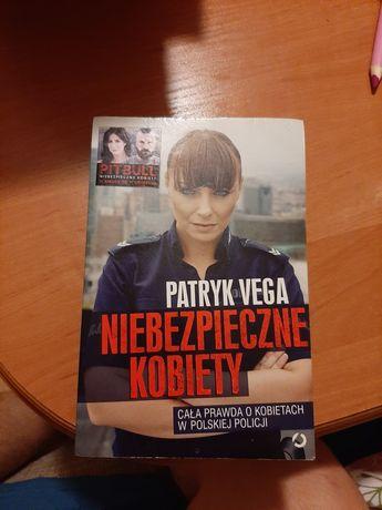 """Patryk Vega """"Niebezpieczne Kobiety"""