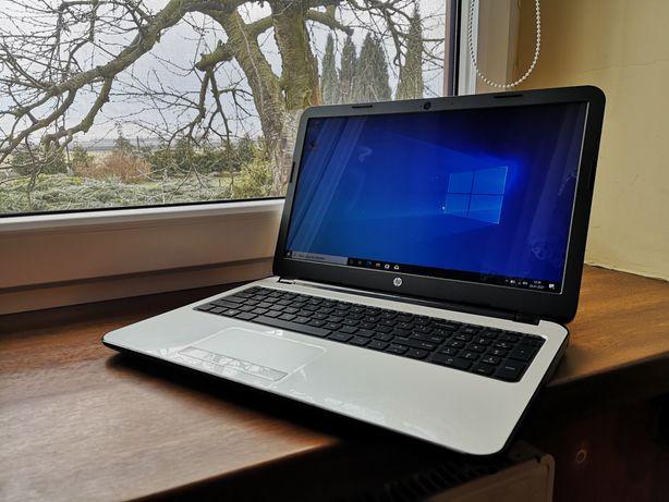 Laptop HP - AMD A4, sprawny, do nauki zdalnej, piękny kolor