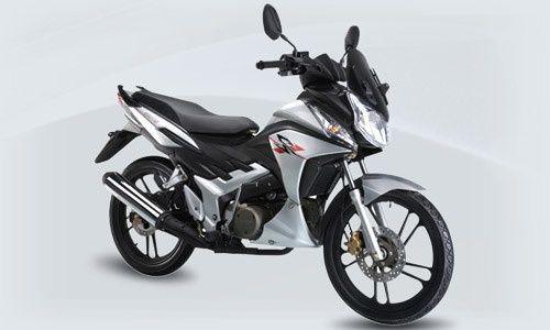 Motociclo 125 cc
