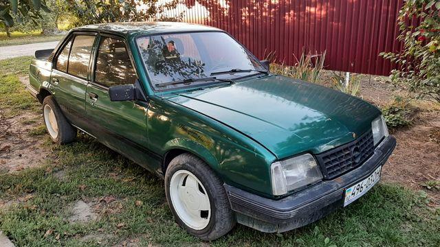 Opel Ascona Опель Аскона