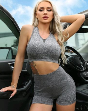 Fitness novo lindo