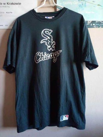 Czarna koszulka MLB Chicago White Sox