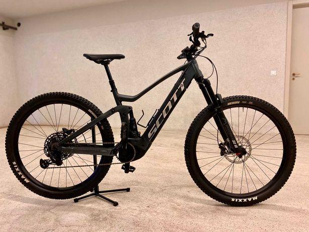 Bicicleta SCOTT STRIKE eRIDE 930 BLACK tamanho M - 5 ano de garantia