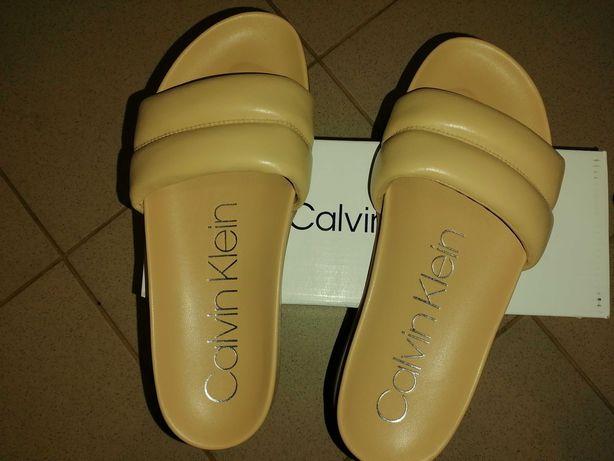 Шлепанцы Calvin Klein 39 размер