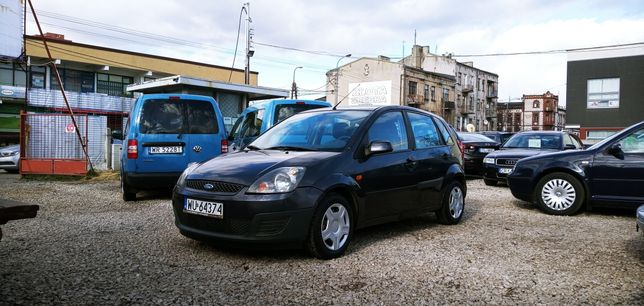 Ford Fiesta 2006 rok