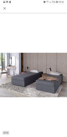 Tapczan    łóżko   jednoosobowe