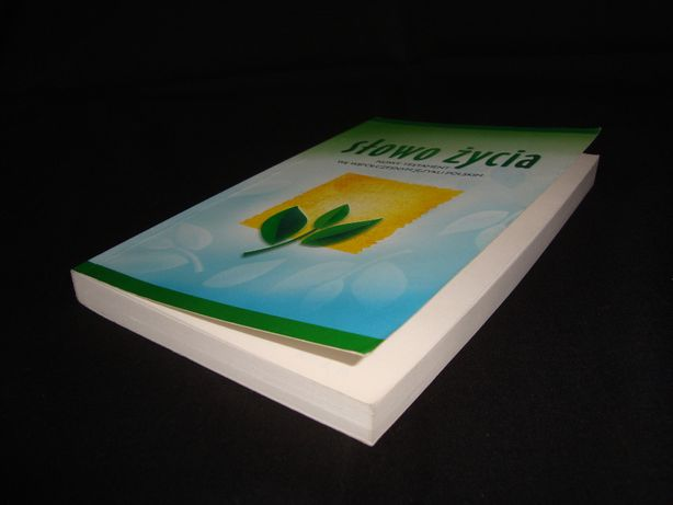 Słowo Życia, Biblia, Księga Życia, Pismo Święte / oferta z foto'opisem