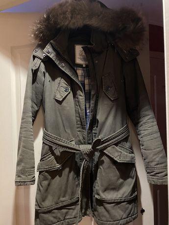 Куртка зимняя пуховик LTB adidas nike gap