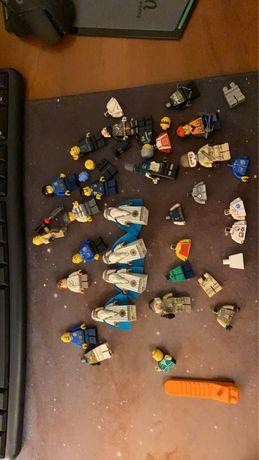 Minifigurki Lego Star Wars Ninjago City Rycerze itp