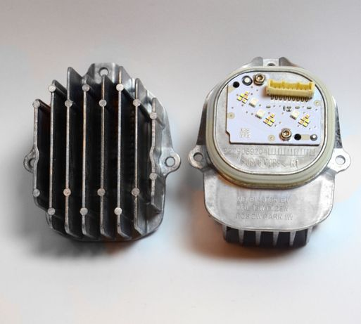 LED модуль фары Mercedes S W222 A2229069204 A2229069104