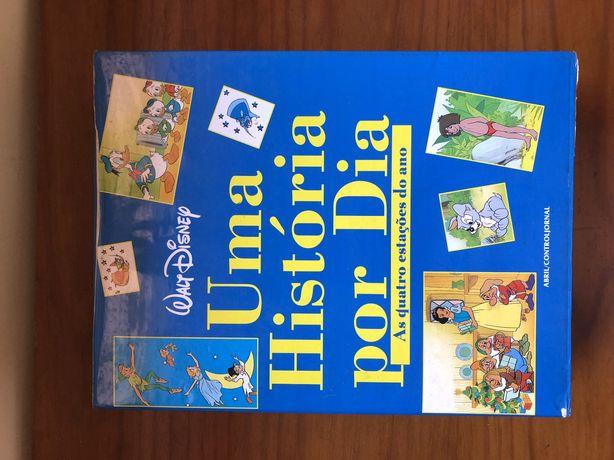 """Coleção de livros """"Uma História por Dia"""""""