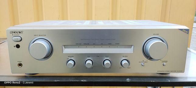 SONY Ekstra Sprawny Wzmacniacz Audio Stereo HIFI TA-FE370 IN PHONO