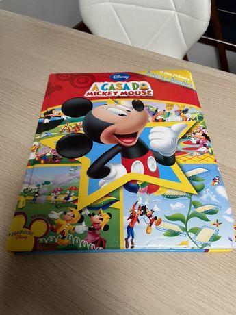 Livro do Mickey