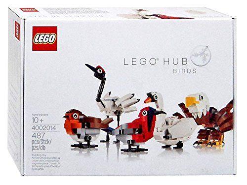 LEGO HUB Birds unikat