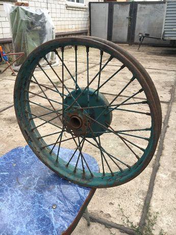 Продам колесо мотоцикла иж49 оригинал СССР