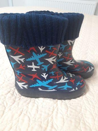 Резиновые сапоги (чоботы)