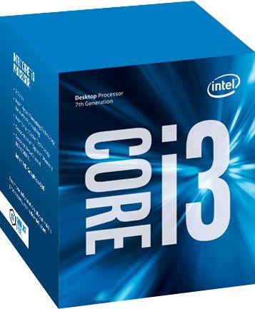 Продам процессор Intel Core i3-7100 3.9GHz/8GT/s/3MB (BX80677I37100) s
