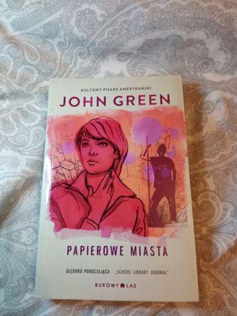 John Green - papierowe miasta