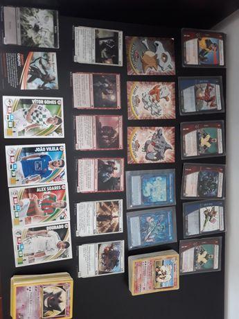 Cartas pokemon, Magic, Yu-gi-oh, Vs System, outras e codes online poke