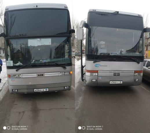Продам автобусы EOS и Van Hool